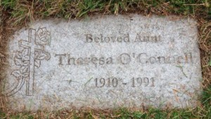 Theresa O'Connell Gravesite
