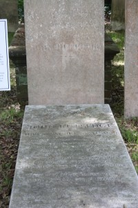 John Rutledge Headstone