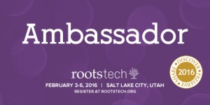 Rootstech 2016