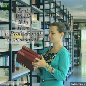 Is it Worth it to Hire a Professional Genealogist