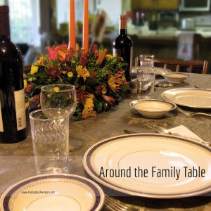 Around the Family Table