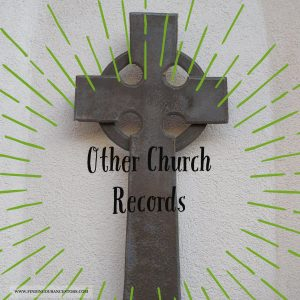 Other Church Records