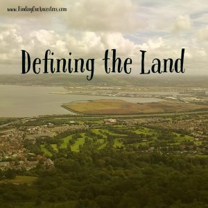 Defining the land