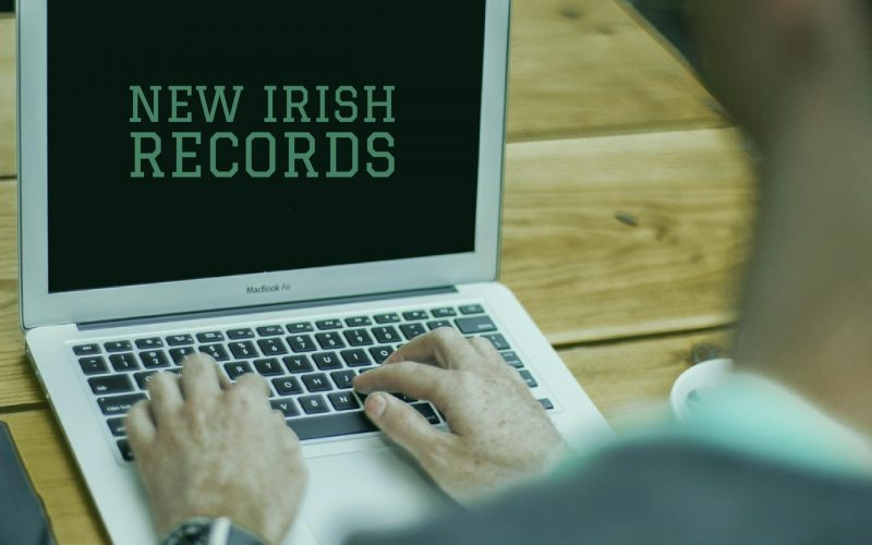 October: New Irish Records